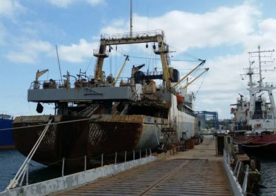 Гидроизоляция корабля в Севастополе 31