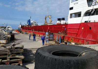 Гидроизоляция корабля в Севастополе 33