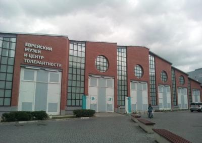 Гидроизоляция кровли (Еврейский музей и центр толерантности)