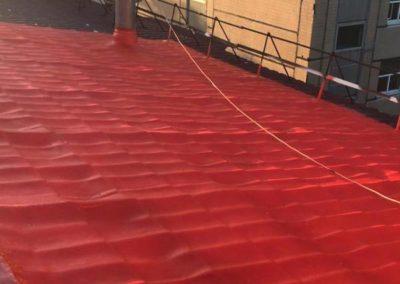 Тепло- и гидроизоляция кровли (Grand Marine, г.Сочи) 9