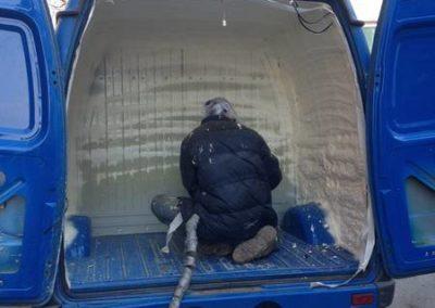 Теплоизоляция автомобиля
